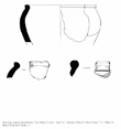 Click to enlarge image of Iron Age Pottery illustrations from 2003