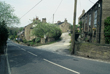 Click to enlarge image of Moorend at Oddfellows Arms with horn running away from us to right