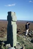 Click to enlarge image of Lilla Cross near Fylingdales